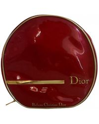 Dior Vanity Case - Red