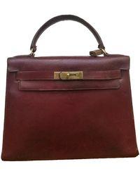 Hermès Kelly 28 Leder Handtaschen - Mehrfarbig