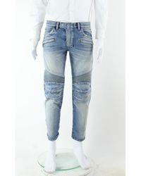 Balmain - Slim jeans - Lyst