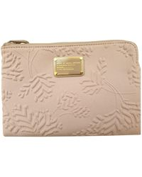 Marc By Marc Jacobs Grey Polyester Purses Wallet & Case