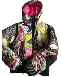 Emilio Pucci Puffer - Multicolour