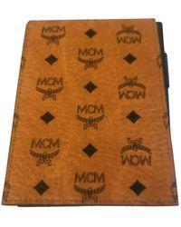 MCM Leder Kleinlederwaren - Mehrfarbig