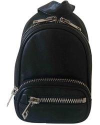 Alexander Wang Attica Black Leather Handbag