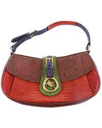 Etro Leather Mini Bag - Multicolor