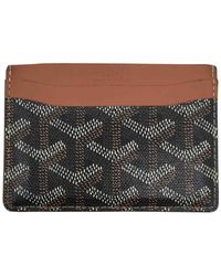 Goyard Leather Small Bag - Multicolour