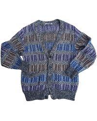 Missoni Wool Pull - Blue