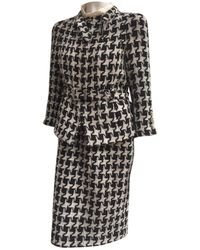 Chanel Brown Wool Jacket