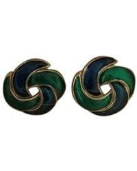Balmain Earring - Green