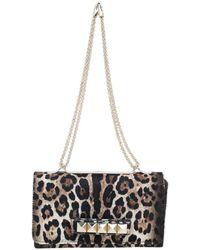 Valentino - Vavavoom Beige Exotic Leathers Handbag - Lyst