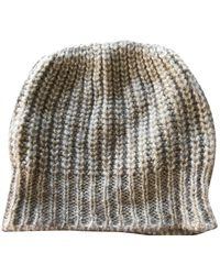 Zadig & Voltaire Wool Beanie - Metallic