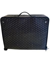 Goyard Cloth 48h Bag - Black