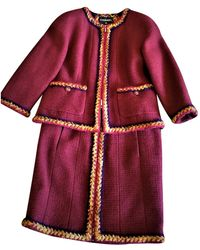 Chanel Wool Suit Jacket - Multicolour