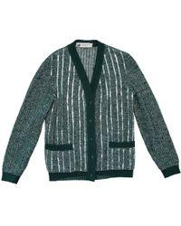 Lanvin - Green Wool - Lyst