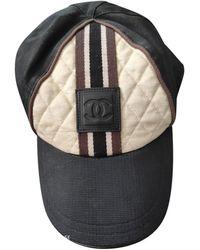 Chanel Cap - Black