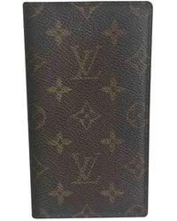 Louis Vuitton Piccola pelletteria in tela multicolore