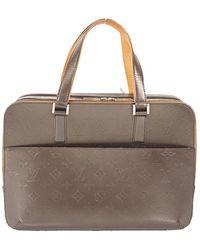 Louis Vuitton - Black Cloth Bag - Lyst