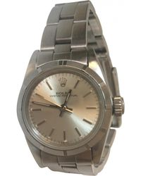 Rolex - Lady Oyster Perpetual 26mm Watch - Lyst
