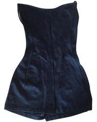 Alaïa Jumpsuit - Black