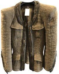 Balmain Short Vest - Multicolour