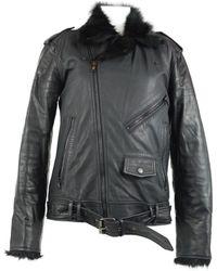 BLK DNM Black Suede Jacket