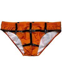 Moschino Bañador - Naranja