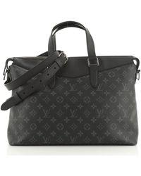 Louis Vuitton Leder Handtaschen - Schwarz