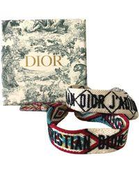 Dior J'a Multicolour Cloth Bracelets