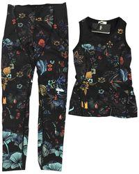 Fendi Multicolor Polyamide Jumpsuits