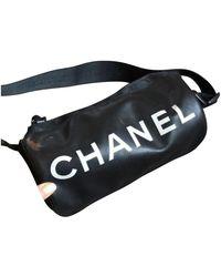 Chanel Kleine tasche - Schwarz