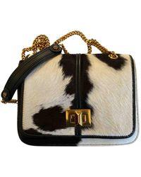 Emilio Pucci Pony-style Calfskin Crossbody Bag - Multicolour