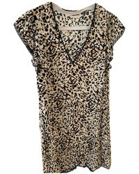 Zadig & Voltaire Spring Summer 2019 Mid-length Dress - Multicolor