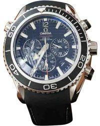 Omega Orologi Seamaster Planet Ocean - Grigio