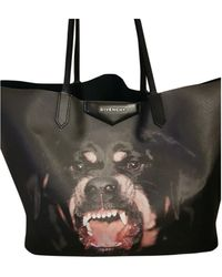 Givenchy Antigona Leder Shopper - Schwarz