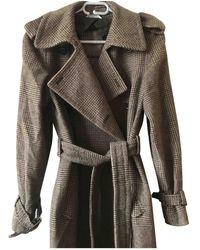Max Mara Atelier Wool Coat - Natural