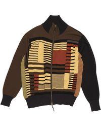 Jean Paul Gaultier - Vintage Multicolour Wool Knitwear & Sweatshirts - Lyst