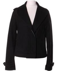 Zadig & Voltaire - Black Wool Jacket - Lyst