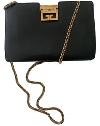 Givenchy Sac à main GV3 en Cuir Noir