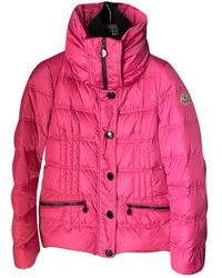 Moncler Puffer - Pink