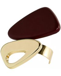 Tod's - Gold Metal Bracelets - Lyst
