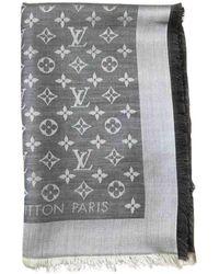 Louis Vuitton Châle Monogram Seide Stola - Mehrfarbig
