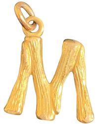 Celine Alphabet Anhänger - Mehrfarbig