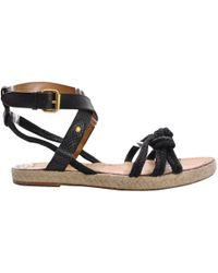 Pre-owned - Leather sandal Isabel Marant k2w3xbx0