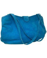 Manolo Blahnik Handbag - Blue