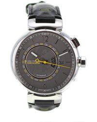 Louis Vuitton Tambour Uhren - Mehrfarbig