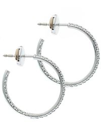 Tiffany & Co. Silver White Gold Earring - Metallic
