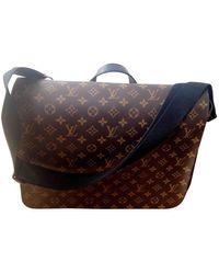 Louis Vuitton Bolsos en cuero marrón