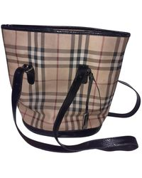 Burberry Borsa The Bucket - Multicolore