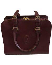 Cartier Leather Handbag - Multicolour