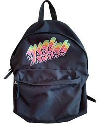 Marc By Marc Jacobs Black Polyester Bag
