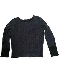 Maje Pullover - Blau